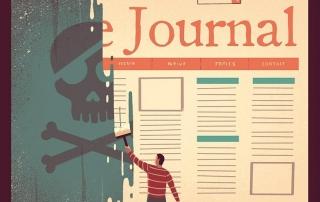 مجله تقلبی و جعلی