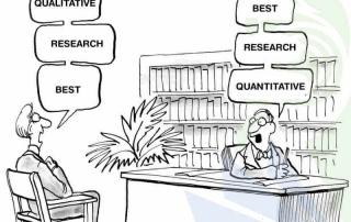 تفاوتهای پژوهش کمی و پژوهش کیفی